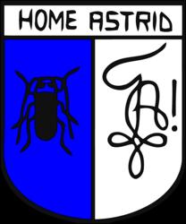 logo van Home Astrid