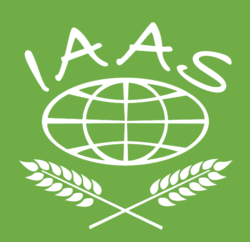 logo van International Association of students in Agricultural or related Sciences