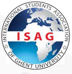 logo van ISAG