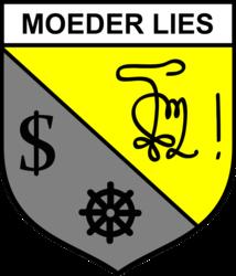 logo van Moeder lies