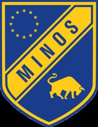 logo van Minos Gent