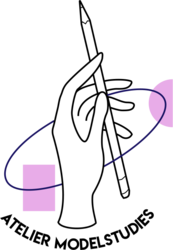 logo van Atelier Modelstudies