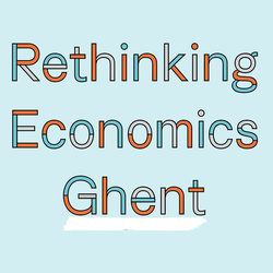 logo van Rethinking Economics Ghent