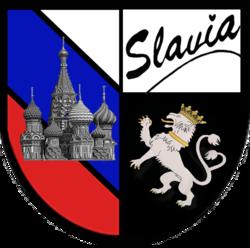 logo van Slavia