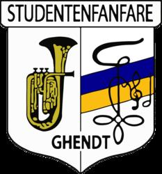 logo van Studentenfanfare