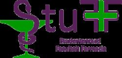 logo van Studentenraad Faculteit Farmaceutische Wetenschappen