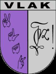 logo van Vlaamse Logopedische en Audiologische Kring