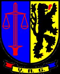 logo van Vlaams Rechtsgenootschap