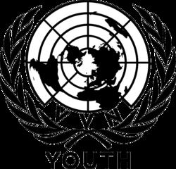 logo van Vereniging voor de Verenigde Naties Youth